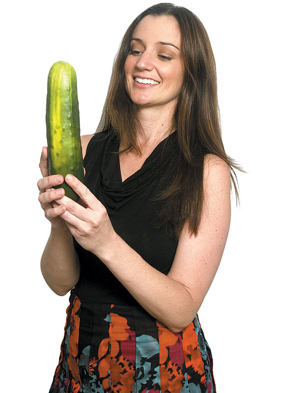 Sexual Benefits Of Cucumber
